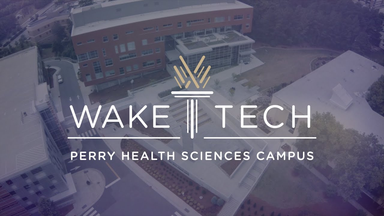 Wake Tech Perry Health Sciences Campus Youtube
