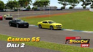 Game Stock Car 2013 Camaro SS PC Gameplay FullHD 1080p