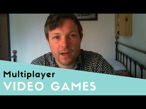 Learn English - Multiplayer Video Games
