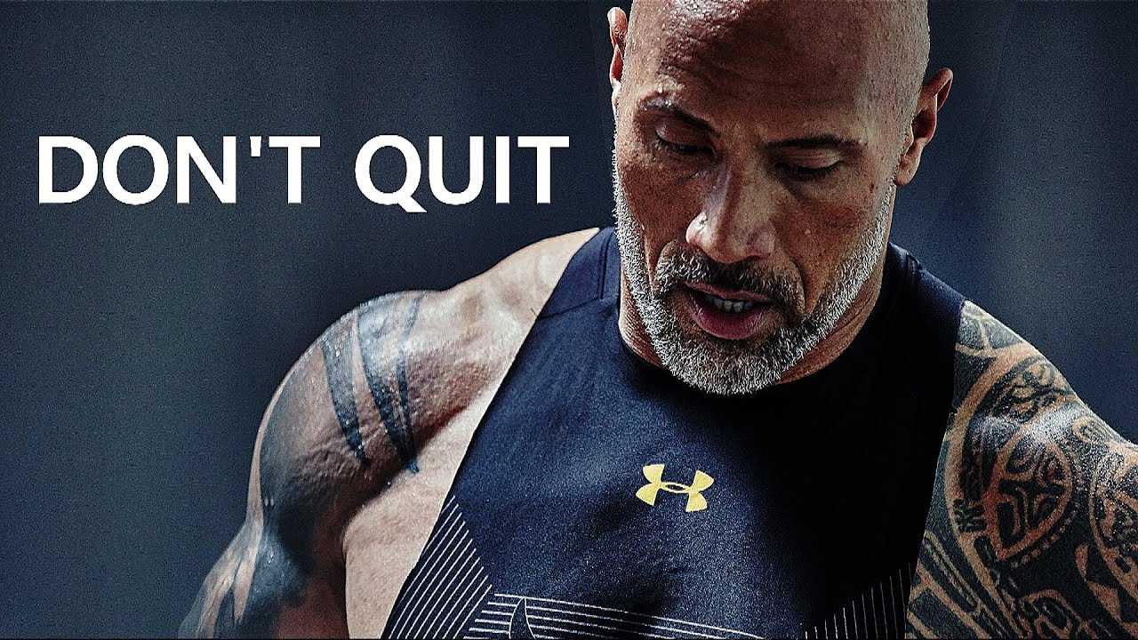 Download DON'T QUIT - Motivational Workout Speech 2020