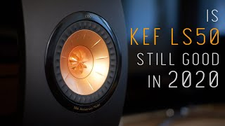 KEF LS50 revisited in 2020