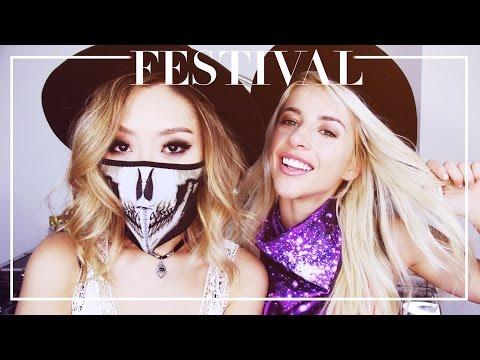 10 FESTIVAL FASHION TIPS ft Fashionista804