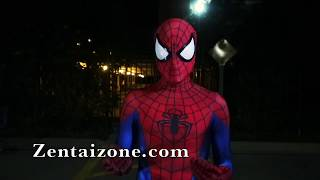 Ultimate Spider-Man Suit Review