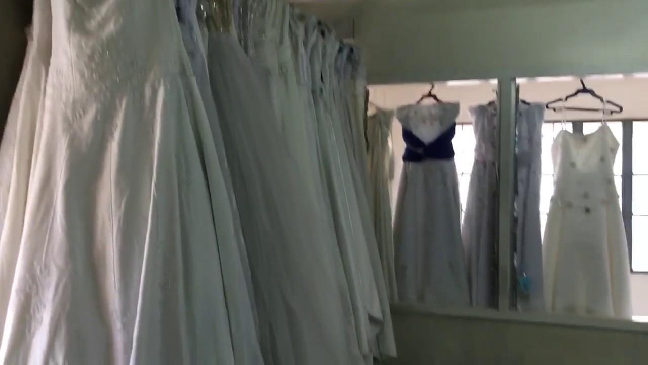 Wedding Bridal Gown At Teresings Magallanes Corner Legaspi Street Davao City 2 Months Martial Law