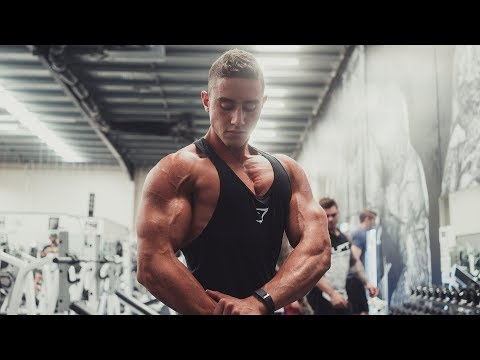 CHEST WORKOUT | Pump of The Gods | Zac Perna