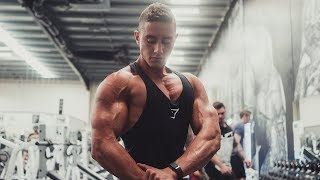 CHEST WORKOUT | Pump of The Gods