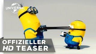 Ich - Einfach Unverbesserlich - Teaser deutsch / german HD