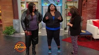 Loni Love Gives Woman a Workout Gear Makeover