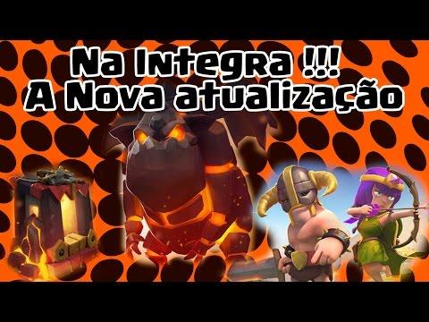 Clash of Clans - Na Integra a Nova Atualização ! Confira todas ...