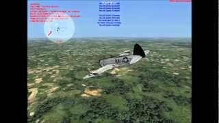 Combat Flight Simulator 3 Gameplay by AATG99