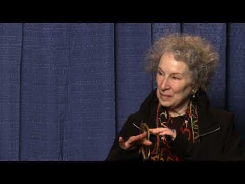 Margaret Atwood interviewed at TOC 2011