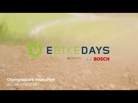 E BIKE DAYS München 2019
