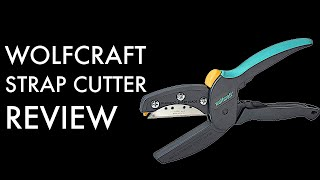 Wolfcraft Precision Cutter - Leather Tools Review