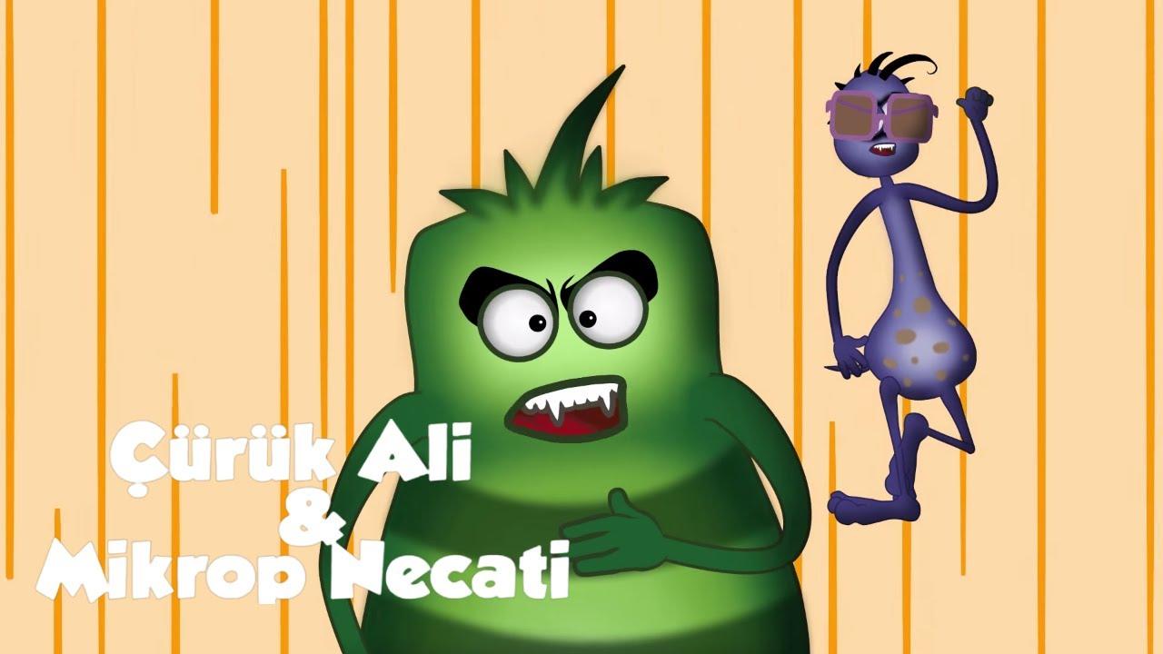 Diş Perisi çürük Ali Ve Mikrop Necati Grafi2000 Youtube