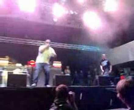 Beatnuts - Watch Out Now, Live in Czech Rep. Hiphop Allstars