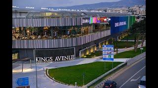 Обзор Kings Avenue Mall в Городе Пафос (Кипр, март 2019)