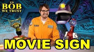 in bob we trust movie sign
