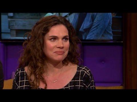Anna Drijver en Derek de Lint over 'Zwarte Tulp'  RTL LATE NIGHT