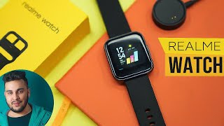 Realme Watch Unboxing: Inspired By Apple! | *GIVEAWAY*