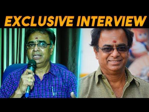 Exclusive Interview with Poovilangu Mohan Film Actor
