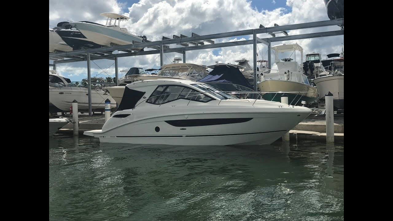 2018 Sea Ray Sundancer 350 Coupe Boat For Sale Youtube