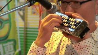 新潟スウィングミュゼット合奏団(ソロギタリスト欠席でトリオにてのス...