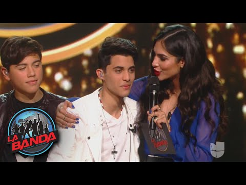 Erick Brian Colon Becomes the Fourth Member of La Banda | La Banda Finale 2015