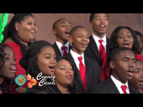 P. A. Owens Christian Academy Sings 'The First Noel'