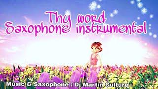 FirmanMu plita bagi kakiku-Thy word instrumental saxophone saat teduh