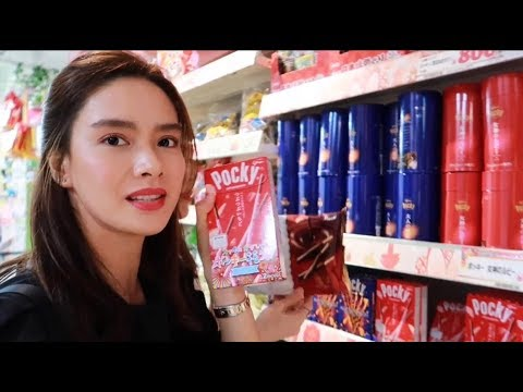 MIDNIGHT SHOPPING AT DON QUIJOTE ♥️ | Erich Gonzales