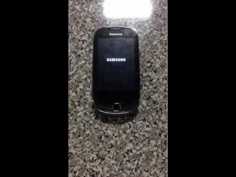 Samsung Galaxy Q SGH-T589 Start-Up (T-Mobile Banner)