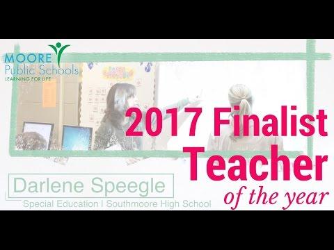 Darlene Speegle | 2017 Finalist Teacher of the Year