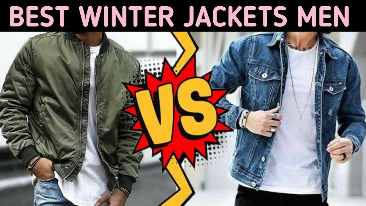 BOMBER JACKET vs DENIM JACKET(BUDGET में आप किस्मे ज़्यादा STYLISH लगोगे ) |Best Jackets For Men 2020