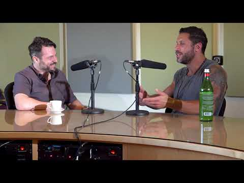 AMP #150 - Fire and Rhyme with IN-Q | Aubrey Marcus Podcast