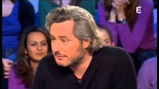 Nicolas Rey - On n'est pas couché 9 janvier 2010 #ONPC
