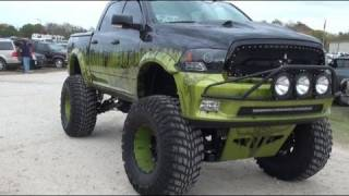 HEADHUNTER 2009 DODGE RAM - SICKKK BUILD!!!