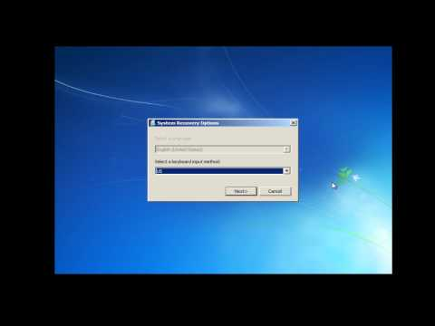 Fixing Windows 7 Start-up Problems