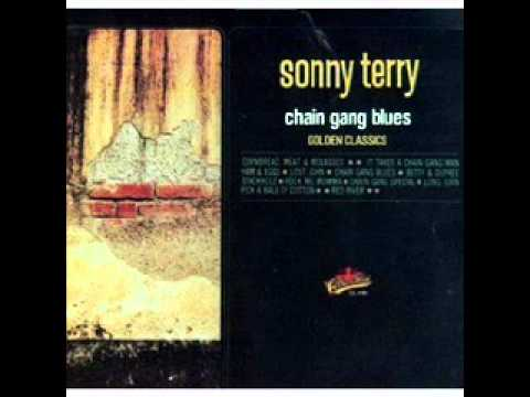 Sonny Terry - Lost John - Chain Gang Blues