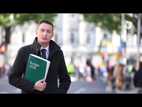 Kevin Doyle - All you need to know about Budget 2020