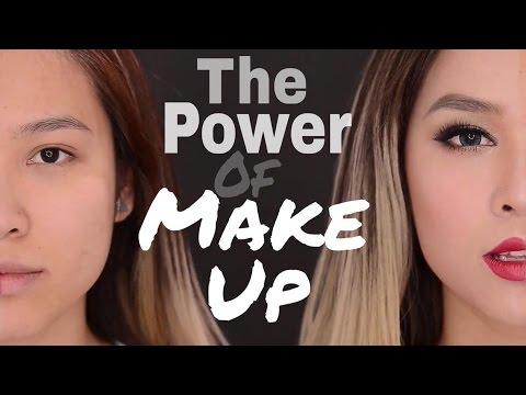 [ QUÁCH ÁNH ] The Power Of Make Up - Trang Điểm Nửa Mặt