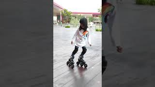 Sepatu Roda Gembira Backwards Inline Skate - QBIG, BSD 【AIRADE】