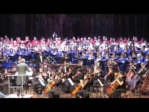Himno a Nstra.  Sra.   de la Asunción. CORO PAPAL