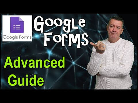 Google Forms  Advanced Features Guide #teachline #googleforms