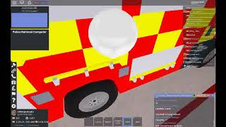 Life as a London Fire Brigade - Roblox part 1.