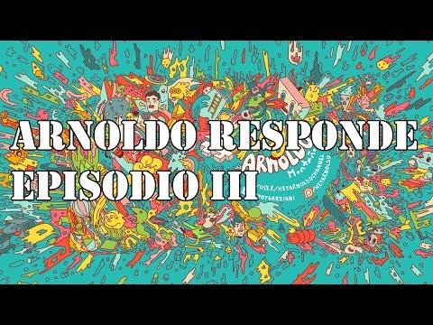 Arnoldo responde Episodio III - Hey Arnoldo
