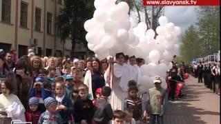 Парад победы Славянск-на-Кубани(, 2015-05-12T12:13:37.000Z)