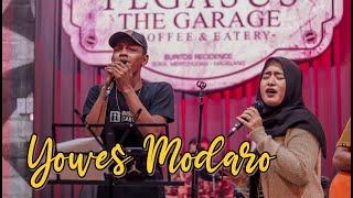 Download lagu YOWES MODARO - HASANTOYS FT WORO WIDOWATI at PEGASUS GARAGE
