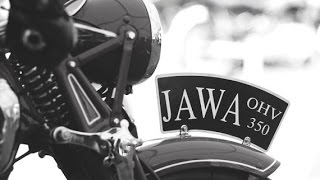 JAWA HISTORY 1929-1980  photos and videos
