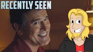 Ash VS Evil Dead (Season 1) REVIEW - Recently Seen