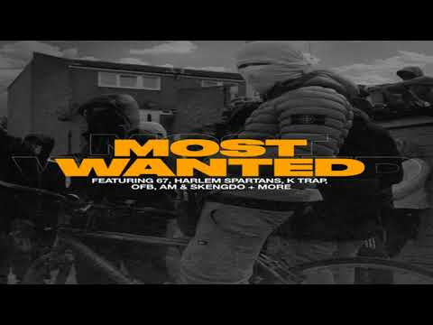 OFB X RV & Headie One - Mad Max (Most Wanted Album) Uk Drill